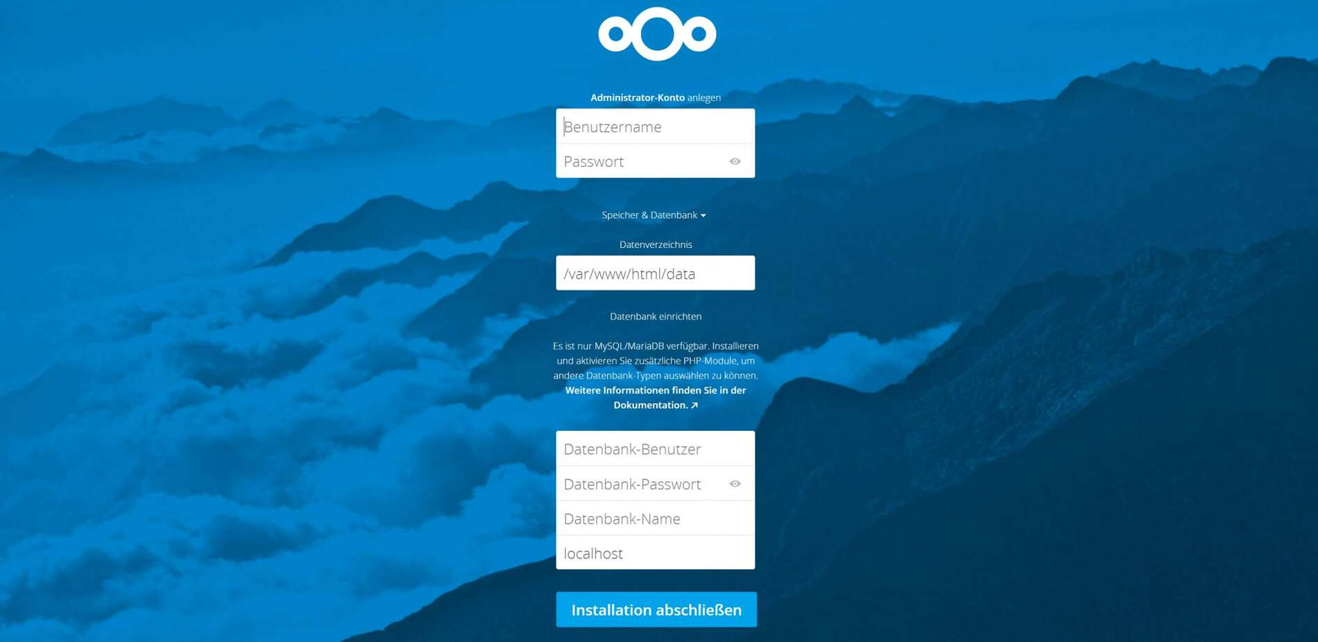 nextcloud-installer