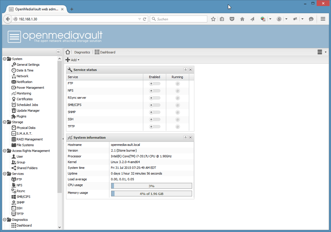 openmediavault_index